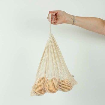 Cotton Mesh 2 Worki bawełniane siateczki